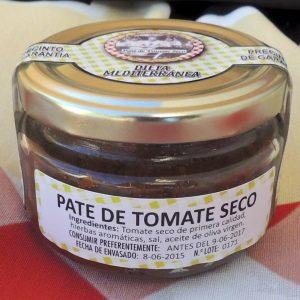 Paté de Tomate Seco 140g