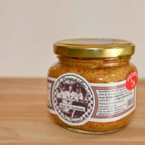 Paté de Oliva Verde Picante 207g