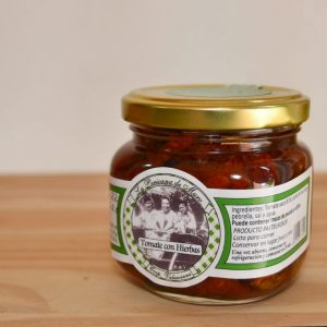 Tomate con Hierbas 207g