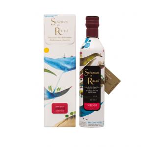 Aceite de Oliva Virgen Extra Intense Coupage 500 ml con estuche individual para regalo