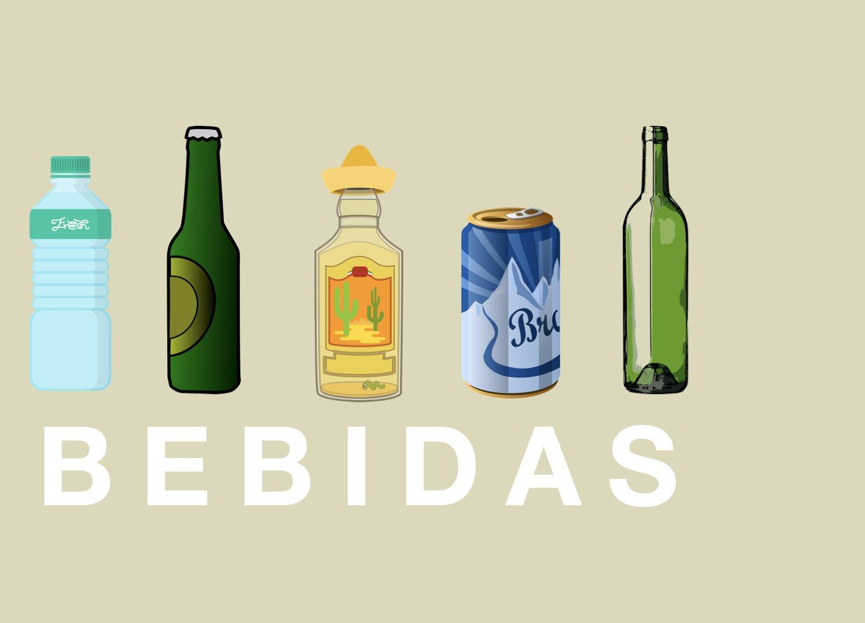 BEBIDAS CATEGORÍA .001