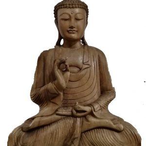 Budha tallado