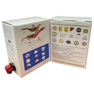 Bag In Box: Nuevo Envase Innovador 3L Aceites de Oliva Virgen Extra AOVE Categoría Superior