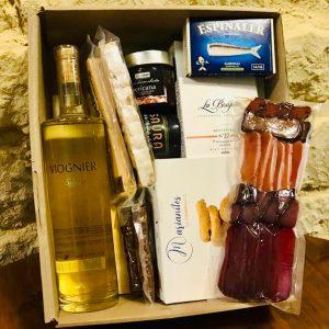 Lote Viognier (Vino Blanco)