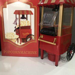 Máquina de Palomitas Vintage