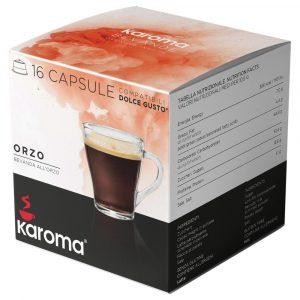 Cápsulas compatibles Dolce Gusto Karoma CEBADA 16 cápsulas