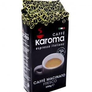 Café molido Karoma 2 x 250 g