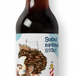 Barlovento Imperial Stout ABV 10,4%
