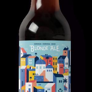 Blonde Ale - Cervezas Althaia