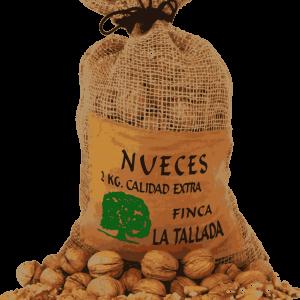 Nueces naturales españolas 2 kgs