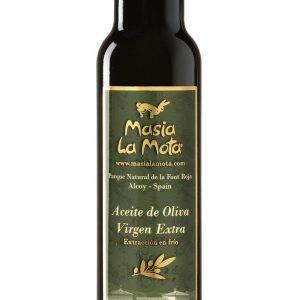 Aceite de Oliva Virgen Extra 250ml Masia La Mota