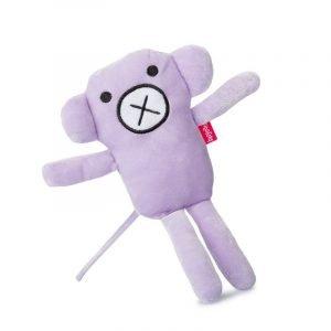 Muñeco blandito Soft Dolls Purple
