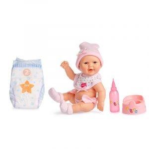 Baby Pipí Traje Rosa