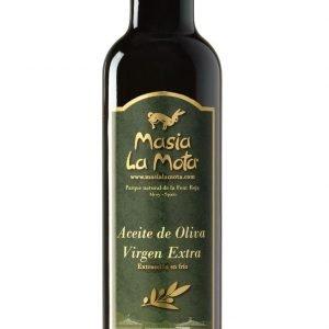 Aceite de Oliva Virgen Extra 500ml Masia La Mota