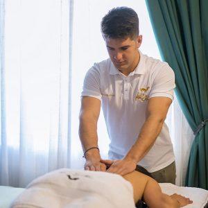 Masaje de Fisioterapia 50 mins en Masia La Mota