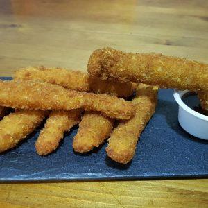 1/2 Ración Fingers de pollo