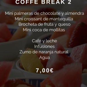 Coffee Break Nº 2 Restaurante El Sorell