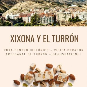 Ruta Xixona y el Turrón Artesanal de 10 a 20 personas