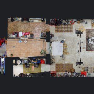 Pack Inmobiliaria de 3 Tours virtuales de hasta 100 m²