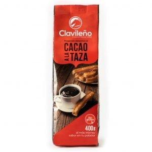 Preparado cacao en polvo 400gr