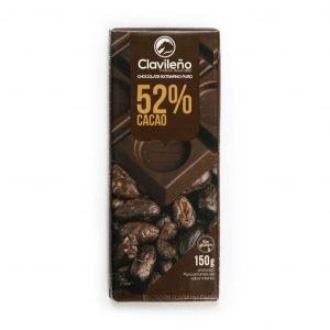 Chocolate Negro 52% Cacao