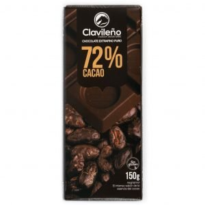 Chocolate Negro 72% Cacao