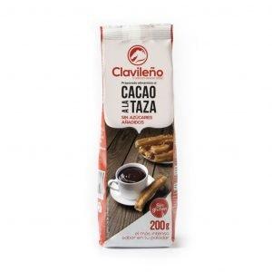 Preparado cacao en polvo sin azúcares añadidos
