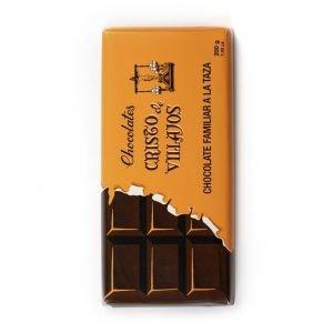 Chocolate a la taza cristo
