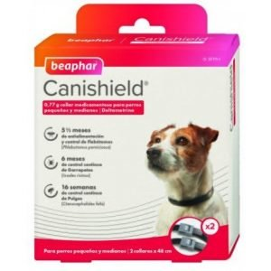 Collar Canishield Pack 2 Collares 48 Cm