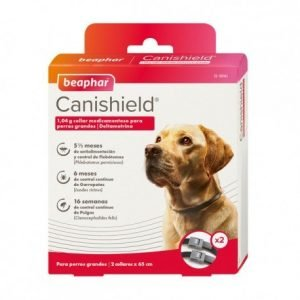 Collar Canishield Pack 2 Collares 65 Cm
