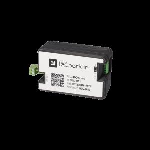 Dispositivo IoT Smart Parking de PACPark·in