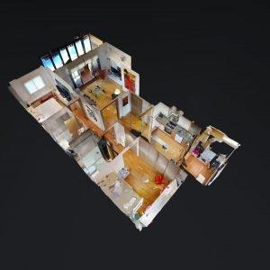 Pack showroom virtual comercio 150 m²