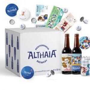 Pack Cervezas Althaia Coleccionista