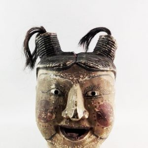 Cabeza de Marioneta de Birmania
