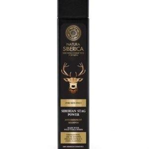 Champú anticaspa Ciervo Siberiano 250 ml Orgánico
