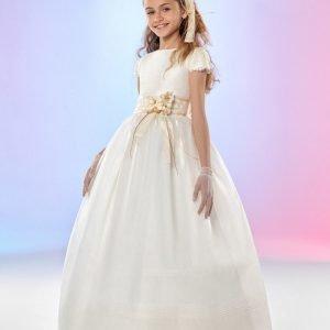 Vestido de comunión Leah