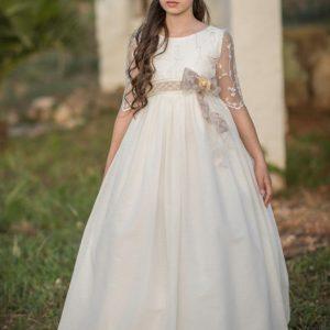 Vestido de comunión Cintia