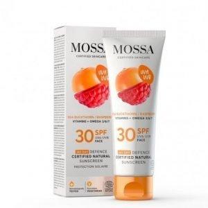 Crema Facial SPF30 Antioxidante Color MOSSA