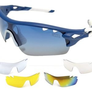 Gafas deportivas MUSTHAVE AIR TRAINER Mate Blue Navy / Sky White