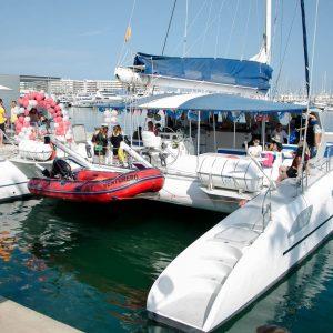 Boat Party Alicantino Pack Aventurero + con Barra Libre
