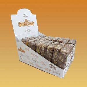 Caja Expositora Higos con Nueces 16 panes