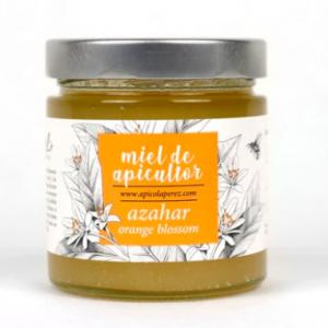 Miel de Azahar Natural directa del Apicultor