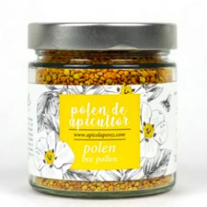 Polen de Flores directo del Apicultor