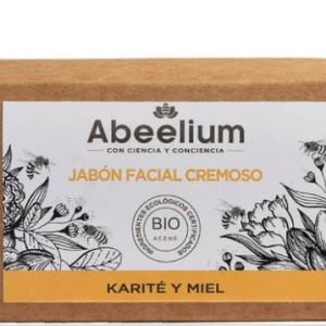 Jabón facial Cremoso - Karité y Miel