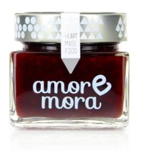 """Mermelada de Mora ecológica extra """"Amor Mora"""""""