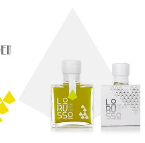 Aceite de Oliva Virgen Extra Ecológico AOVE 200 ml LORUSSO