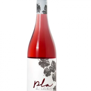 Vino Rosado Seco Variedad giró de Pla de Llíber