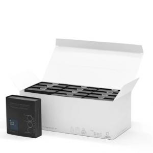 Caja expositora 12 uds Pack dispensador recargable | night blue