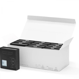 Caja expositora 12 uds Pack dispensador recargable | cloudy blue