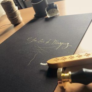 GRAFOLOGÍA Handmade por FIRMARE